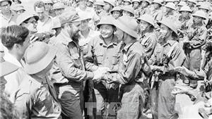 Chuyến thăm lịch sử của lãnh tụ Fidel Castro tới Việt Nam: Biểu tượng của tình cảm thủy chung