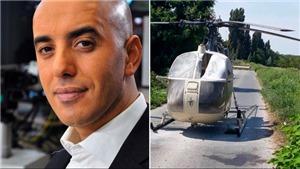 Pháp bắt giữ tên tội phạm khét tiếng vượt ngục bằng trực thăng