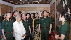 Triển lãm 'Đại tướng Võ Nguyên Giáp với chiến khu Việt Bắc': Những hình ảnh, kỷ vật vô giá