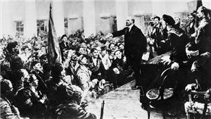 Những hình ảnh lịch sử về Cách mạng Tháng Mười Nga