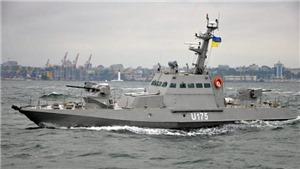 Căng thẳng giữa Nga và Ukraine trên Biển Đen
