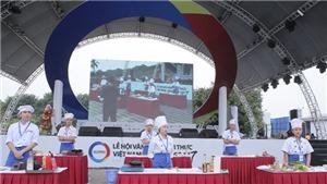 Thưởng thức tinh hoa ẩm thực Hàn Quốc tại lễ hội văn hóa xứ sở Kim Chi