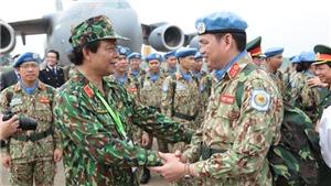 'Khát vọng Việt Nam' (Bài 2): Hát về chiến sĩ 'Mũ nồi xanh'