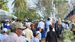 Quảng Ngãi: Lễ tưởng niệm 51 năm ngày người dân Sơn Mỹ bị thảm sát