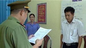 Sai phạm trong Kỳ thi THPT quốc gia tại Sơn La: Khởi tố cựu thiếu tá Đinh Hải Sơn