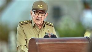 Nga trao Giải thưởng Lenin cho Bí thư thứ nhất Đảng Cộng sản Cuba Raul Castro