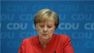 Thủ tướng Đức Merkel tuyên bố nghỉ hưu sau khi kết thúc nhiệm kỳ