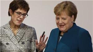 Chủ tịch CDU bác bỏ việc gây sức ép buộc Thủ tướng Angela Merkel từ chức