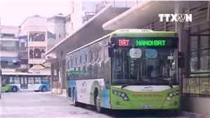 Khai thác xe buýt Hà Đông - Nội Bài từ tháng 6