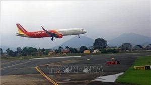 Cục Hàng không lập tổ xác minh vụ máy bay Vietjet đi nhầm đường lăn