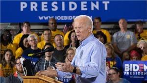 Thăm dò dư luận Mỹ: Ứng cử viên Joe Biden tiếp tục vượt Tổng thống Donald Trump