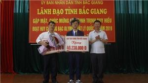 Cậu học trò hai lần giành Huy chương Olympic Vật lý quốc tế