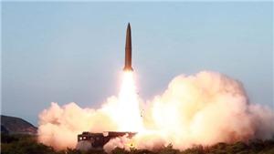 Tổng thống Trump 'không tức giận' trước vụ phóng tên lửa của Triều Tiên