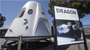 NASA: Tàu vũ trụ mới Crew Dragon của SpaceX sẽ được phóng lên quỹ đạo trong quý I/2020