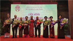Gần 90% gương mặt lần đầu tham gia Liên hoan tài năng trẻ ca trù Hà Nội lần thứ 2