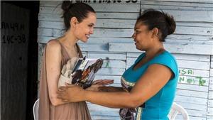 Angelina Jolie khuyến khích phụ nữ 'hãy là chính mình'