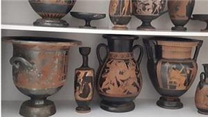 Ecuador trưng bày hơn 500 cổ vật thu hồi từ Đức