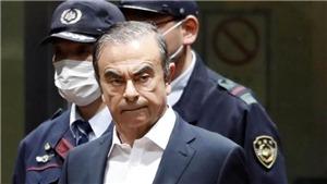 Liban bác cáo buộc giúp cựu Chủ tịch Nissan Ghosn bỏ trốn