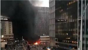 Pháp sơ tán nhà ga trung tâm Paris do hỏa hoạn