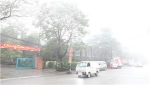 Dự báo thời tiết tuần đầu tháng 3/2020: Bắc Bộ sương mù, có thể mưa dông