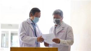 Dịch COVID-19: Sức khỏe 3 bệnh nhân nặng có tiến triển tốt hơn; 60 ca có kết quả âm tính lần 1 với SARS-CoV-2
