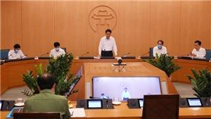 Dịch COVID-19: Hà Nội tăng tốc khoanh vùng, cách ly nguy cơ lây nhiễm từ Bệnh viện Bạch Mai