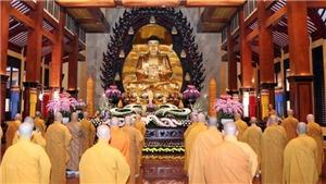 Tổ chức Đại lễ Phật đản tại Việt Nam Quốc Tự (Thành phố Hồ Chí Minh)