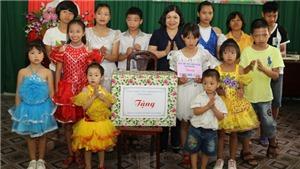 Bắc Giang: Nhiều hoạt động chăm sóc trẻ em nhân Ngày Quốc tế thiếu nhi 1/6