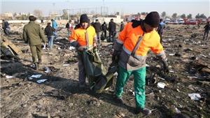 Iran sẽ chuyển hộp đen của máy bay chở khách Ukraine bị bắn nhầm tới Paris
