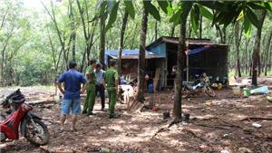 Điều tra vụ giết người vì mâu thuẫn trong lúc nhậu ở Bình Phước