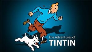 Đấu giá trang bìa trong bộ comic đình đám 'Những cuộc phiêu lưu của Tintin'