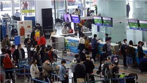 Vietnam Airlines khuyến cáo khách đến trước 2 tiếng tại sân bay Nội Bài và Tân Sơn Nhất