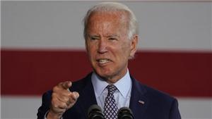 Bầu cử Mỹ 2020: Ứng cử viên Joe Biden công bố kế hoạch khí hậu trị giá 2.000 tỷ