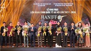Lùi thời gian tổ chức Liên hoan Phim quốc tế Hà Nội lần thứ VI sang năm 2022
