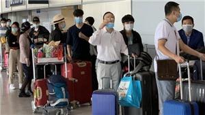 Dịch COVID-19: Đưa 370 công dân Việt Nam từ Nga về nước