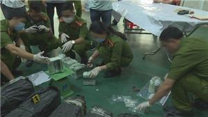 Đắk Lắk: Phát hiện vụ vận chuyển trái phép 200 kg ma túy đá