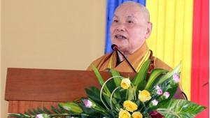 Giáo hội Phật giáo Việt Nam yêu cầu tạm dừng tổ chức các lễ hội, pháp hội, khóa tu tập trung đông người