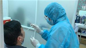 Thành phố Hồ Chí Minh: Tăng tốc xét nghiệm, kêu gọi người dân chung tay phòng chống dịch COVID-19