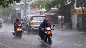 Tin áp thấp nhiệt đới: Bắc Bộ tiếp tục mưa dông, kèm thời tiết nguy hiểm