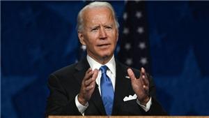 Ông Biden chính thức tiếp nhận đề cử trở thành ứng cử viên Tổng thống của đảng Dân chủ Mỹ