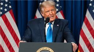 Bầu cử Mỹ 2020: Cử tri ủng hộ Tổng thống Trump trong vấn đề trợ cấp thất nghiệp và thuế thu nhập