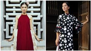 NTK Cao Minh Tiến giới thiệu BST áo dài lấy cảm hứng từ nghệ thuật Bài chòi