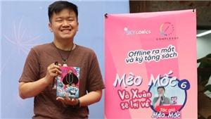 'Ly & Chũn - Tết là nhất, nhất là Tết!' của Mèo Mốc: Vượt ranh giới sách giải trí đơn thuần