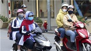 Hà Nội lạnh 15 độ C, không khí lạnh tiếp tục ảnh hưởng đến Trung Bộ