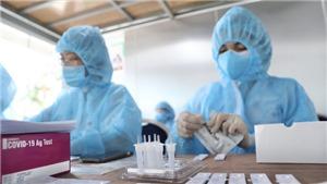 Hà Nội ghi nhận ca nghi mắc Covid-19 ở Thanh Oai