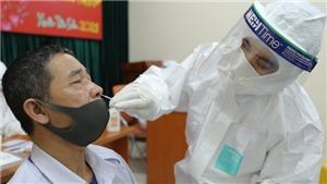 Không có ca mắc Covid-19, thêm 1.487 người được tiêm chủng vaccine