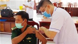 Không có ca mắc mới, thêm hơn 9.100 người được tiêm vaccine Covid-19