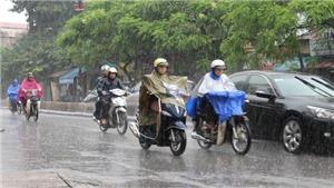 Bắc Bộ, Bắc Trung Bộ tiếp tục mưa dông, cảnh báo dông lốc, sét và gió giật