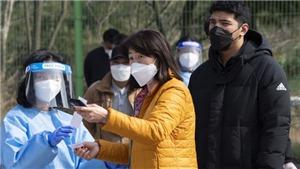 Hàn Quốc ghi nhận số ca nhiễm mới Covid-19 cao nhất kể từ đầu năm