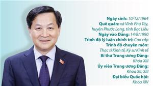 Phó Thủ tướng Chính phủ nước CHXHCN Việt Nam Lê Minh Khái